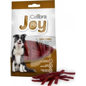 Calibra Joy Jehněčí maso doplňkové krmivo pro psy 80 g