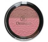 Dermacol Duo Blusher dvoubarevná tvářenka 01 8,5 g