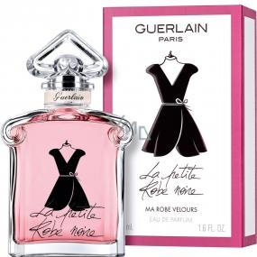 Guerlain La Petite Robe Noire Ma Robe Velours parfémovaná voda pro ženy 50 ml