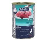 Dr. Clauders Wild Vybrané maso kompletní superprémiové krmivo pro štěňata 400 g
