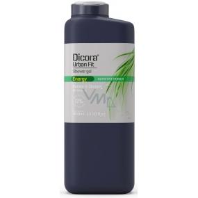 Dicora Urban Fit Energy Vetiver a ženšen sprchový gel 400 ml