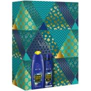 Fa Men Brazilian Vibes Ipanema Nights sprchový gel pro muže 250 ml + deodorant sprej pro muže 150 ml, kosmetická sada