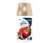 Glade Cosy Apple & Cinnamon automatický osvěžovač vzduchu s vůní jablka a skořice, náhradní náplň sprej 269 ml
