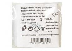 Steriwund Rouška resuscitační s ventilem 1 kus