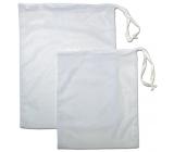 Nekupto Neplastuj sáčky na potraviny opakovaně použité rozměry: 28 x 33 cm, 30 x 40 cm 2 kusy