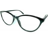 Berkeley Čtecí dioptrické brýle +1,0 plast černé 1 kus MC2211