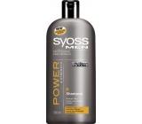Syoss Men Power & Strength pro každý den šampon na vlasy 500 ml