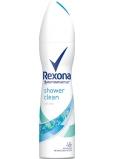 Rexona Motionsense Shower Clean antiperspirant deodorant sprej pro ženy 150 ml