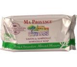 Ma Provence Bio Mandlové květy Pravé Marseille toaletní mýdlo 200 g