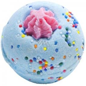 Bomb Cosmetics Borůvkový pohár Kulička do koupele 30 g