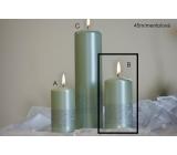 Lima Stuha svíčka mentolová válec 60 x 120 mm 1 kus