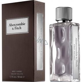 Abercrombie & Fitch First Instinct toaletní voda pro muže 50 ml