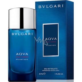 Bvlgari Aqva pour Homme Atlantiqve toaletní voda 30 ml