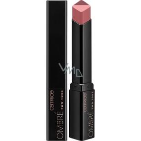 Catrice Ombré Two Tone Lipstick rtěnka 020 Nude York City Style 2,5 g