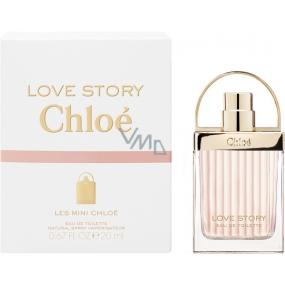 Chloé Love Story Eau de Toilette toaletní voda pro ženy 20 ml