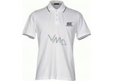 Montblanc Polo Shirt pánské polo tričko bílé velikost L