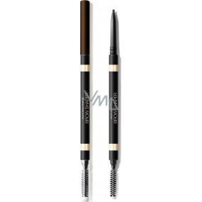 Max Factor Brow Shaper tužka na obočí 30 Deep Brown 1 g