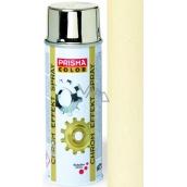 Schuller Eh klar Prisma Effect Chrome lesklý lak sprej 91063 Chromový zlatý efekt 400 ml