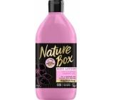 Nature Box Mandle Vitamínový antioxidant tělové mléko se 100% za studena lisovaným olejem, vhodné pro vegany 385 ml