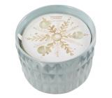 Yankee Candle Holiday Glimmer - Sváteční třpyt Special collection Winter Wish 3 knotá vonná svíčka 773 g