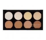 Makeup Revolution Iconic Lights & Contour Pro konturovací paletka 13 g
