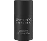 Jimmy Choo Urban Hero deodorant stick pro muže 75 g
