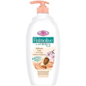 Palmolive Naturals Delicate Care Almond Milk vyživující sprchový gel 750 ml