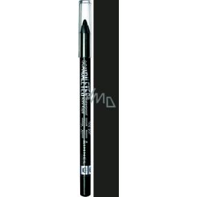 Rimmel London Scandaleyes Waterproof Liner tužka na oči 002 Sparklin Black 1,2 g