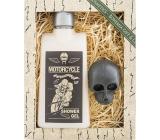 Bohemia Gifts & Cosmetics Motorcycle Vintage sprchový gel 200 ml + toaletní mýdlo 50 g, kosmetická sada