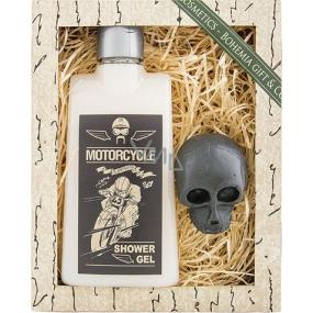Bohemia Motorcycle Vintage sprchový gel 250 ml + toaletní mýdlo 30 g, kosmetická sada