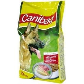 Canibaq Croquetas kompletní krmivo pro dospělé psy 10 kg