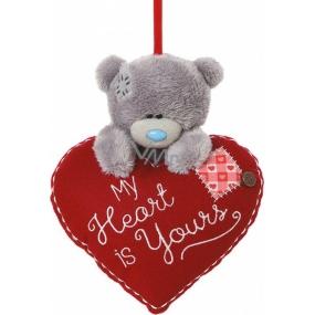 Me to You Medvídek se srdcem závěsný 14 cm