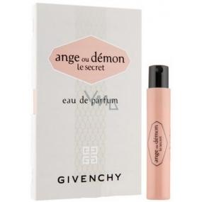 Givenchy Ange ou Démon Le Secret 2014 parfémovaná voda 1 ml s rozprašovačem, vialka