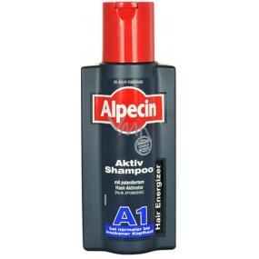 Alpecin Active Shampoo A1 šampon na normální vlasy aktivuje růst vlasů 250 ml