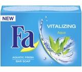 Fa Vitalizing Aqua toaletní mýdlo 90 g