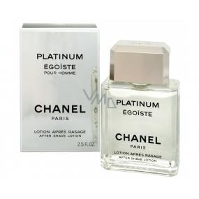 Chanel Egoiste Platinum voda po holení 100 ml