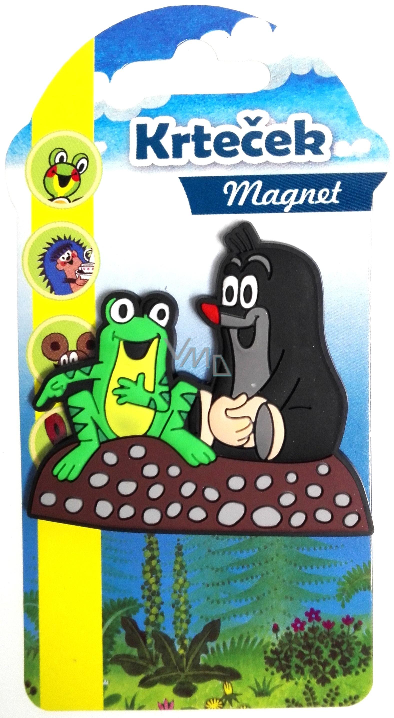 Nekupto Krtečkova dobrodružství Magnet Krteček a žába