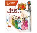 Albi Kouzelné čtení interaktivní mluvící kniha Hravé české dějiny 1