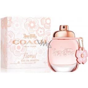 Coach Floral Eau de Parfum parfémovaná voda pro ženy 50 ml