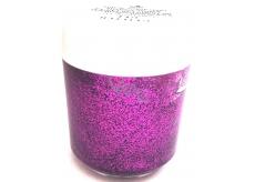 Ocean Glitter Gel třpytky na tělo a vlasy v gelu 04 Fialové 10 g