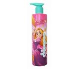 Disney Princess - Locika šampon na vlasy pro děti 300 ml dávkovač