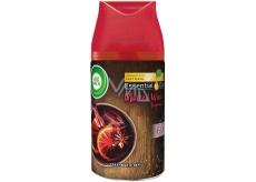 Air Wick FreshMatic Essential Oils Mulled Wine - Vůně svařeného vína automatický osvěžovač náhradní náplň 250 ml