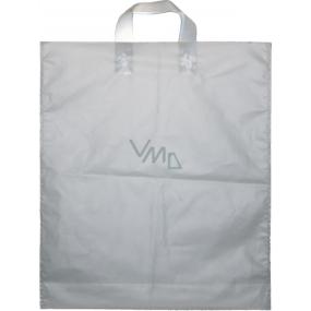 Press Igelitová taška 45 x 38 cm bílá s uchem 1 kus
