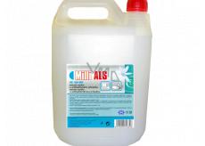 Milli Als profesionální antimikrobiální tekuté mýdlo čisté bez parfemace 5 l