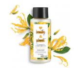Love Beauty & Planet Ylang Ylang a Kokosový olej regenerační kondicionér pro suché, poškozené vlasy 400 ml