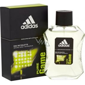 Adidas Pure Game toaletní voda pro muže 100 ml