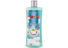 Bohemia Gifts & Cosmetics Dead Sea Mrtvé moře s extraktem mořských řas a solí relaxační jemná koupelová pěna 500 ml