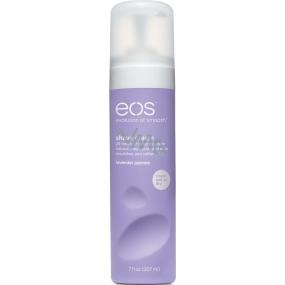 Eos Ultra Moisturizing Shave Cream Lavender Jasmine, Levandule, Jasmín hydratační krém na holení 207 ml