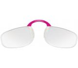 If The Really Tiny Quick Specs Samodržící zvětšující brýle Růžové 10,9 x 4,8 x 1,5 cm