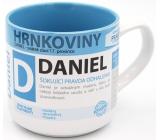 Nekupto Hrnkoviny Hrnek se jménem Daniel 0,4 litru